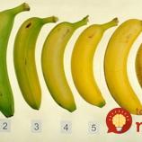 Viete, v ktorom štádiu zrelosti je banán najzdravší?