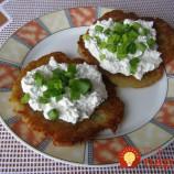 Salašnícke zemiakové placky