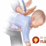 3 najdôležitejšie minúty: Ako postupovať, keď sa dieťa dusí?