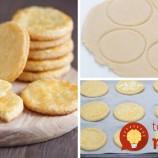 Rýchle a jednoduché syrové sušienky