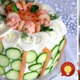 Úžasné slané torty: Inšpirácie + postup, ako na to!