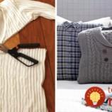 Máte doma starý sveter? Vyrobte z neho vkusný doplnok do bytu, bez šitia!