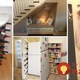 21 skvelých nápadov, ako naložiť s nevyužitým priestorom v byte