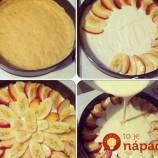Tvarohovo-smotanová torta s ovocím