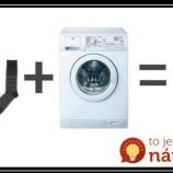 Záhada vyriešená: Kam skutočne miznú ponožky v práčke?