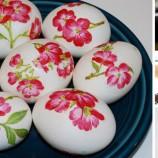 35 krásnych nápadov, ako ozdobiť veľkonočné vajíčka