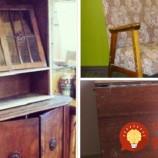 Títo majitelia sa rozhodli staré kusy nábytku nevyhodiť. Pozrite sa, ako vyzerajú dnes!