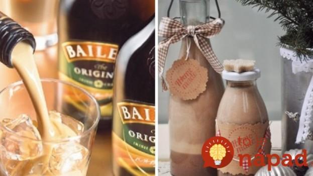 Len 5 minút: Vyskúšajte najjednoduchší recept na domáce Baileys
