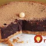 Video: Nepečená čokoládová torta z5 ingrediencií