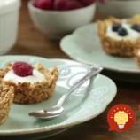 Zdravé muffiny z ovsených vločiek