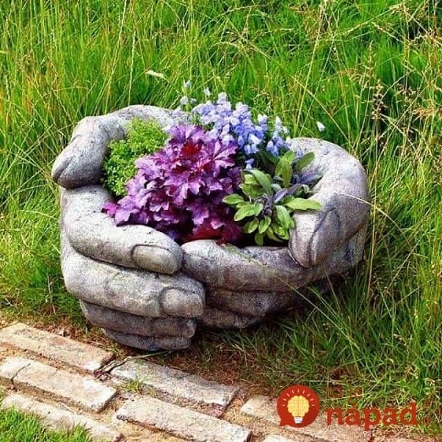 Hand-Planters