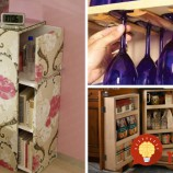 Geniálne nápady, ktoré vám ušetria priestor v byte