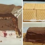 Čokoládovo-pudingové kocky