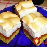 "Fantastický koláč ""Marhuľová Perinka"""