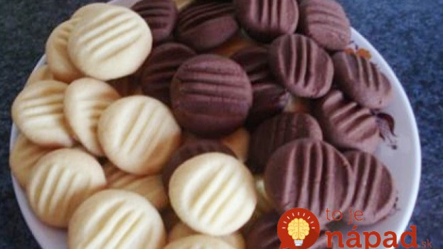 Pudingové sušienky