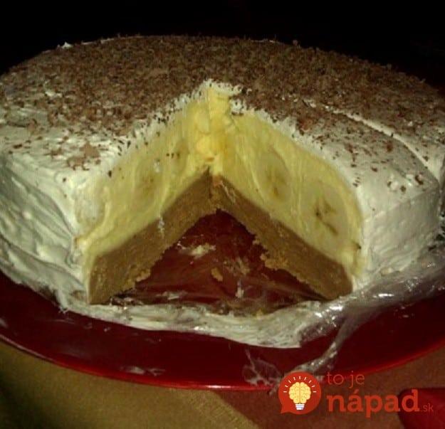 Bananko-torta