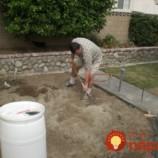 Muž pripravil pre rodinu úžasné prekvapenie. Toto vybudoval na záhrade!