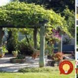 21 inšpirácií na krásne záhradné altánky