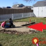 Jednoduchý nápad zmenil celú záhradu. Pozrite sa, ako ju vylepšila táto rodina!