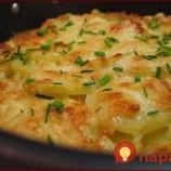 Vynikajúce krémové zemiaky pečené v rúre