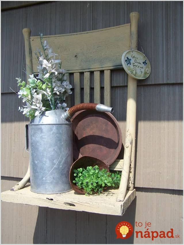 Creative-Ideas-To-Repurpose-And-Upcycle-Old-Chairs-09