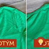Rovné oblečenie aj bez žehlenia? Vyskúšajte jednoduchý trik!