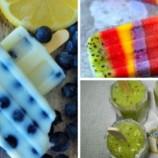5 tipov na zdravé domáce nanuky s jednoduchou prípravou