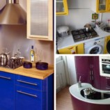 35 krásnych riešení pre malé kuchyne!