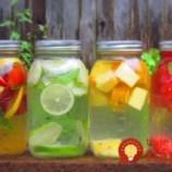 Nechutí vám obyčajná voda z vodovodu? 5 tipov, ako ju ochutiť bez cukru!