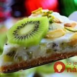 Zdravá jogurtová torta bez cukru