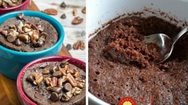 Ako pripraviť čokoládový koláč bez múky acukru, len z3 surovín?
