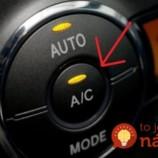 Chyba, ktorú robí väčšina šoférov pri používaní klimatizácie. Vyvarujte sa jej v záujme zdravia!