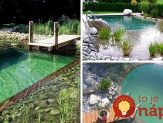 Kúpanie bez chémie: 24 najkrajších prírodných bazénov, ktoré využijete vzime aj vlete!