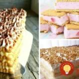 Nemusíte zapínať rúru: 9 dezertov z maslových sušienok, ktoré pripravíte do 15 minút!