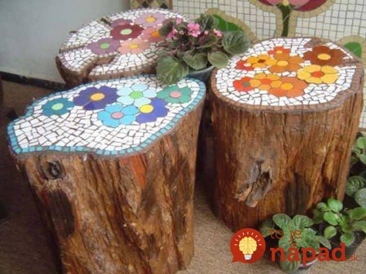 log-with-tiles