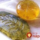 Vyrobte si úžasne voňavé bylinkové mydlo