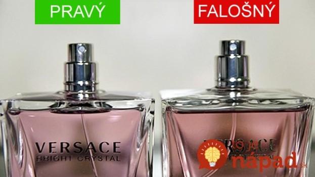 Pravý alebo falzifikát? 7 jednoduchých spôsobov, ako rozlíšiť parfumy
