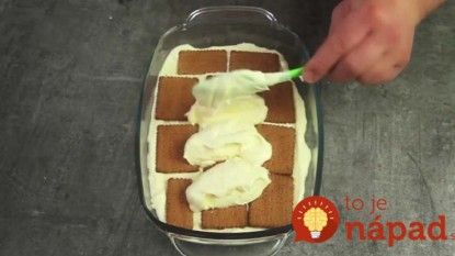 Hotový za 15 minút: Nepečený dezert z keksov a fantastického krému!