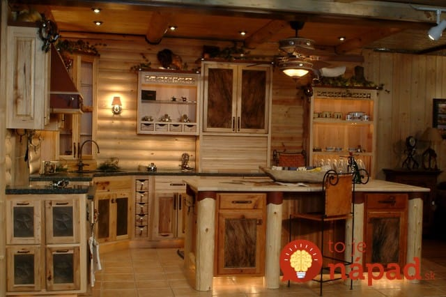 Unik 225 Tne Kuchynsk 233 Linky A Kuchyne Z Dreva
