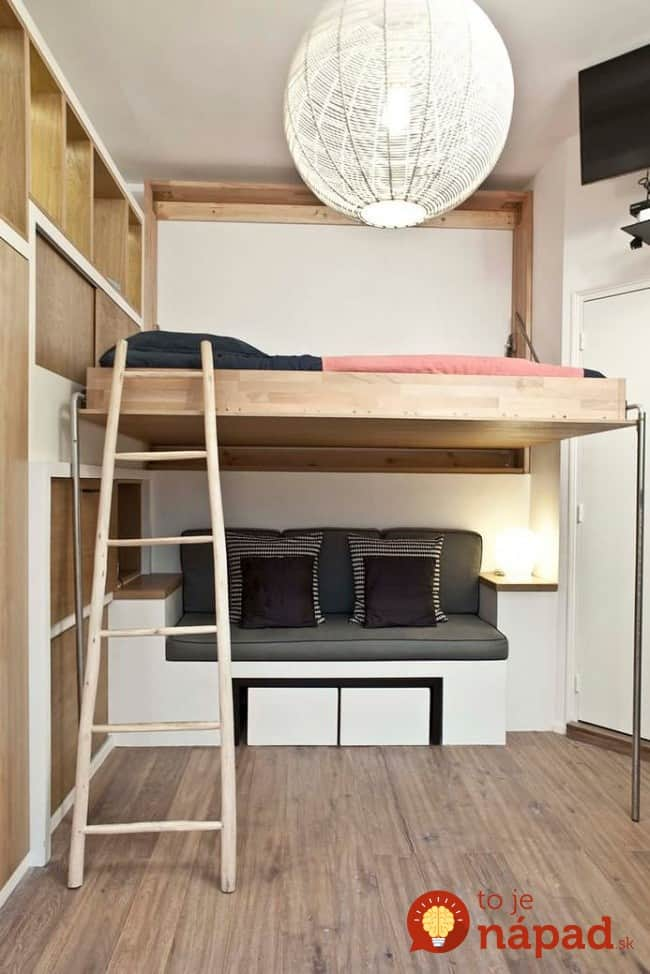 334405-r3l8t8d-650-globe-chandelier-and-built-in-shelves-and-kid-bedroom-storage-ideas-also-space-saving-bunk-beds-with-ladder-and-hardwood-flooring