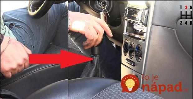 Toto môže pomôcť v núdzi: Trik, ako naštartovať auto s vybitou batériou!