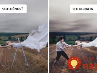 Ľudská kreativita nepozná hranice: 15 obrázkov odhaľuje tajomstvo dokonalých fotografií!