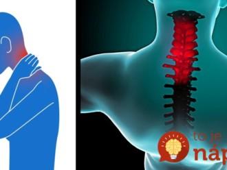 Ak trpíte stuhnutým krkom, tento trik vám prinesie okamžitú úľavu do 90 sekúnd!