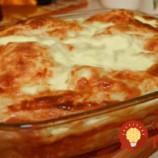 Falošné lasagne z lístkového cesta: Na stole o pol hodinu!