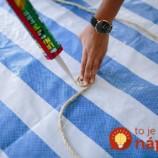 Kus lana a lepidlo: To je všetko, čo potrebujete na vylepšenie vášho domova!