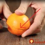 Vnútro mandarínky vybral a šupu naplnil olivovým olejom: Nečakali by ste, aký perfektný nápad z toho môže vzniknúť!