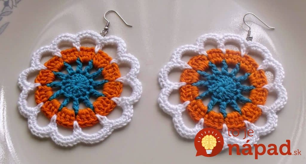 crochet-flower-earrings