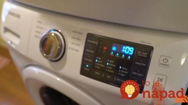 Prečo by ste mali pridať ocot do práčky vždy, keď periete uteráky?