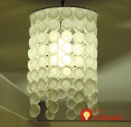 white-cap-lampshade