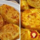 Strúhankové zemiaky: Chrumkavá príloha hotová raz-dva!